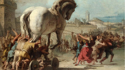Studiekreds - Iliaden, Odysséen og Aeneiden - Vestens Store Fortællinger