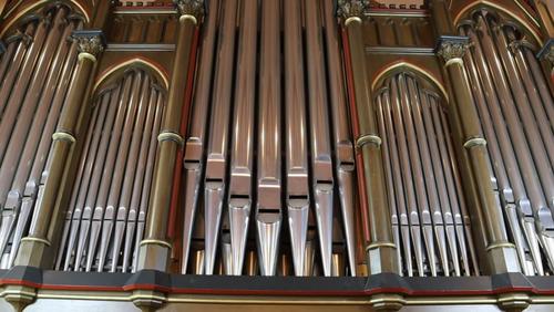 Orgelimprovisationen in der Sommermusikreihe