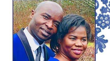 You are invited to Moro and Joyce's Wedding Ceremony at St. Columba 's - 2pm on July 31st!