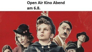 Open Air Kinoabend