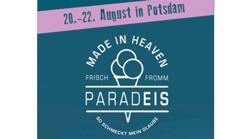 paradEIS – Der himmlische Eistruck on tour im Erzbistum Berlin