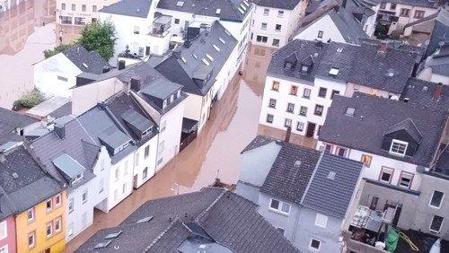 Hilfe für Hochwasseropfer im Bereich unserer Kirchengemeinde