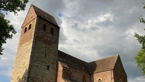 Blick über den Kirchturm - St. Kilian Lügde