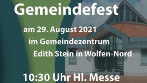 Gemeindefest in Wolfen-Nord | Wir wollen es wagen