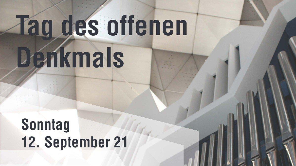 Tag des offenen Denkmals und Tag der Orgel