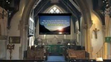 New Audio-Visual & Livestream System Appeal
