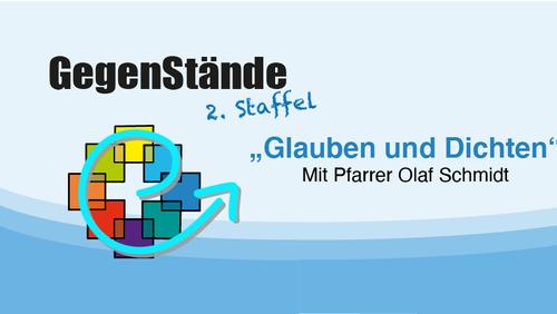 """""""Staubgefäße"""": 4. Folge des """"Glauben und Dichten""""-Podcasts"""
