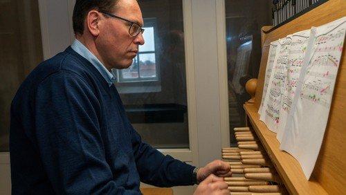 Orgelkoncert i Ommel kirke