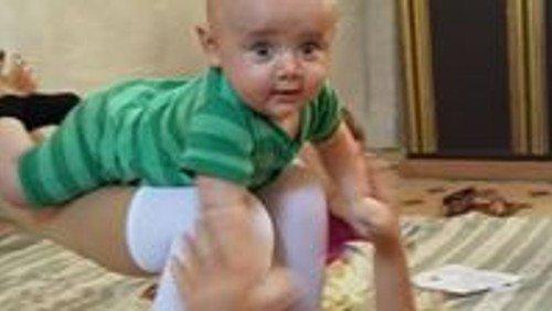 Babysalmesang i Alslev