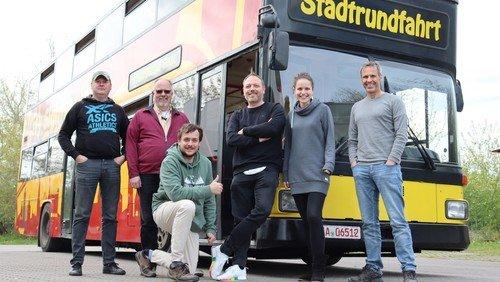 Kirche macht mobil - neues Busprojekt in Neureut