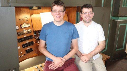 Vier Hände und vier Füße: Samstag nächstes Konzert der Sommermusikreihe Biedenkopf
