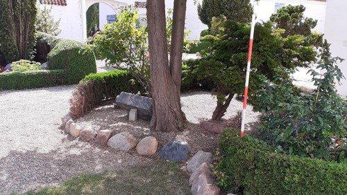 Udskiftning af hæk på kirkegårdene