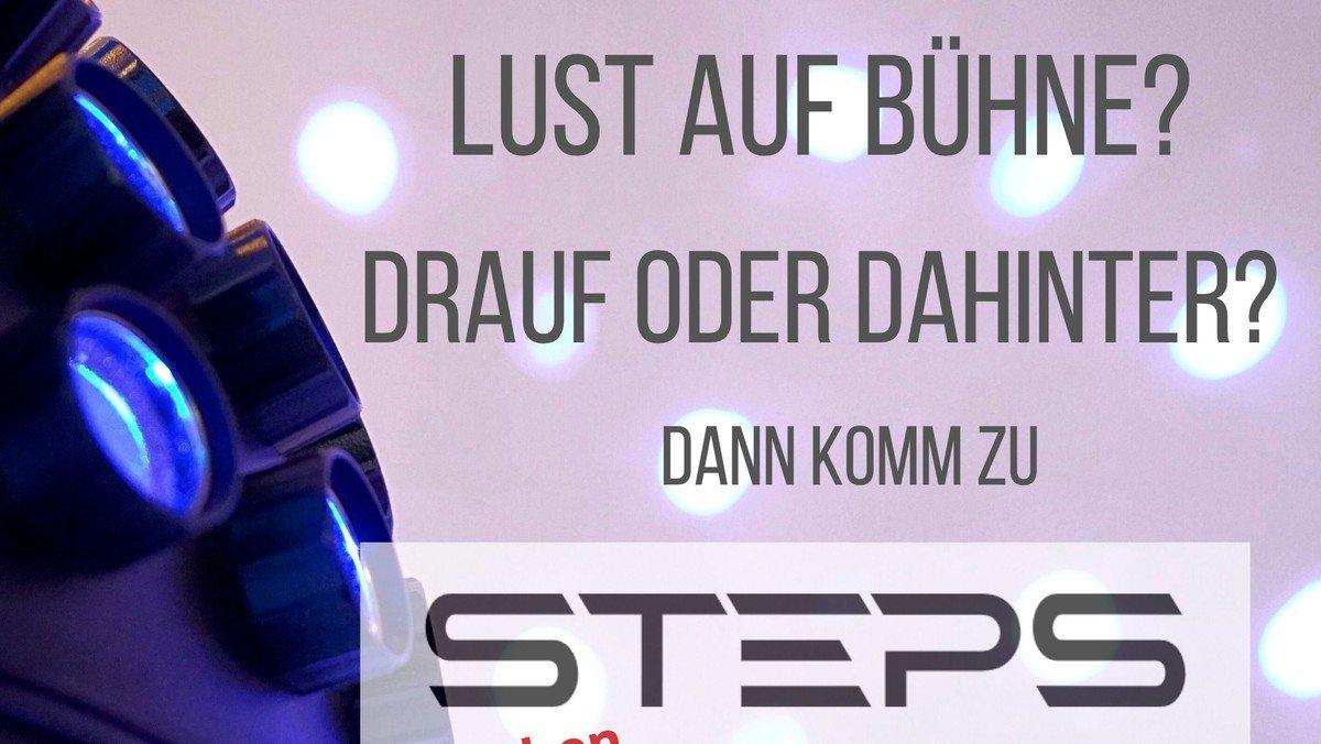STEPS - Das neue Jugendprojekt der Paulskirche - Musical am 31.10. um 17 Uhr zu sehen!