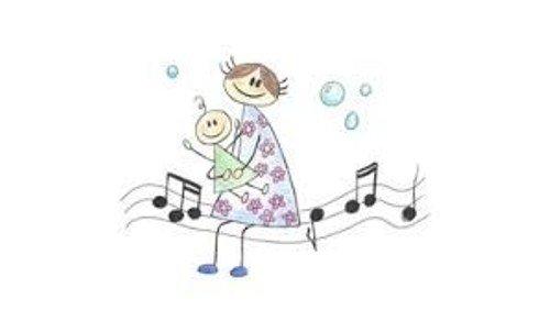 Babysalmesang for børn på 0 - 12 mdr. starter et nyt hold torsdag den 23. september kl. 9.30 i kirken
