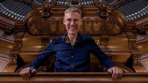 Dom-Organist Sieling erhält renommierten Musikpreis OPUS