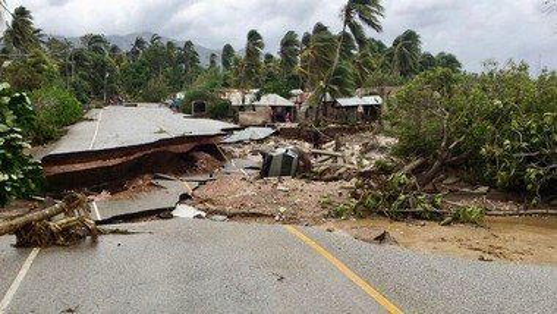 Erdbebenopfern helfen