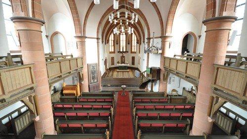 Samstag: Letztes Konzert der Sommermusikreihe in der Stadtkirche Biedenkopf