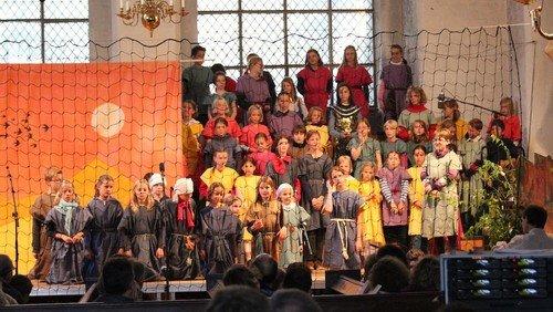 St. Aegidien: Großes szenisches Kinder-Musical