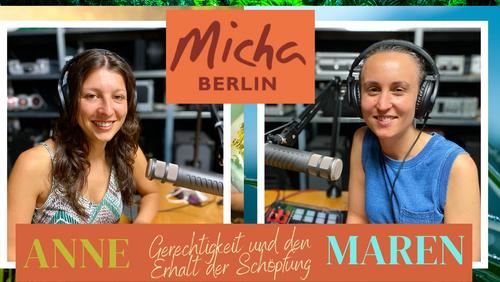 Micha Berlin Initiative - Gerechtigkeit und Erhalt der Schöpfung