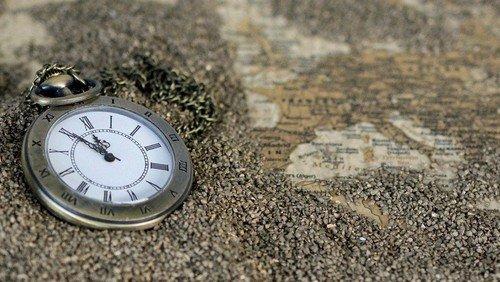 Tiden ...