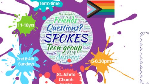 Spokes - St. John's Youth Group