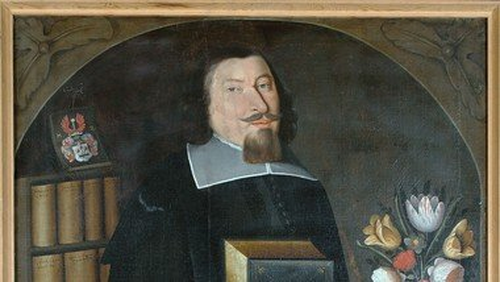Pfarrerbild Michael Zye (1610 – 1659)