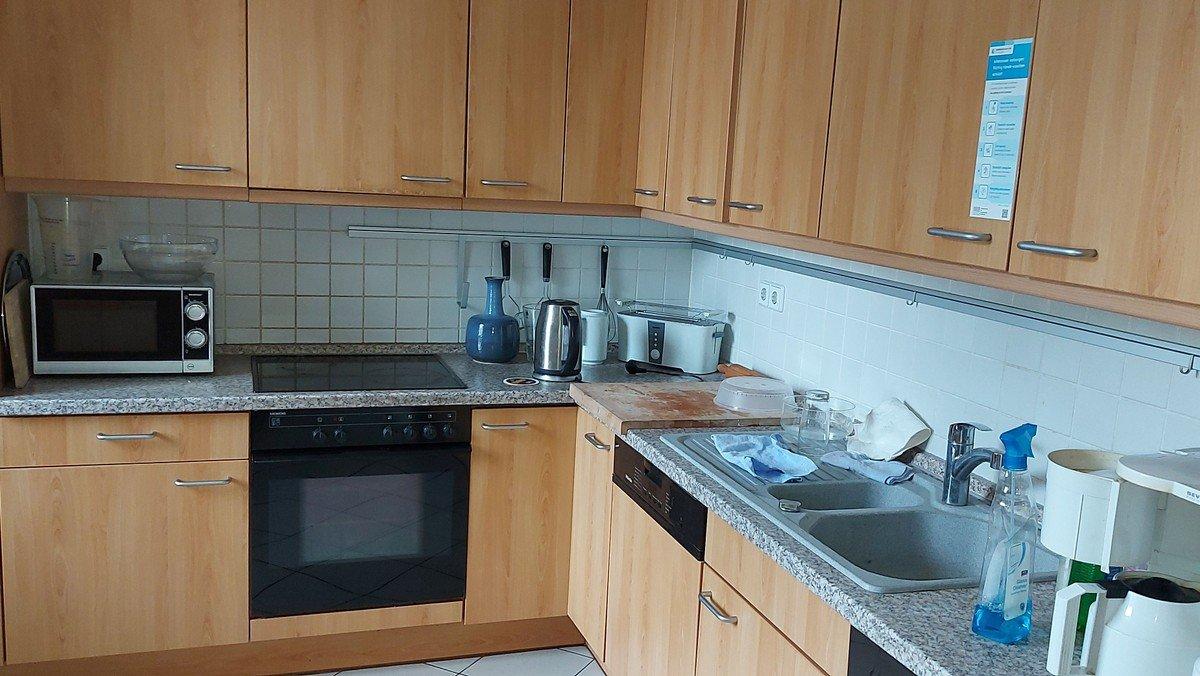 Küche abzugeben