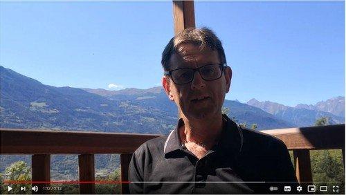 Pfarrer Matthias Kaiser pilgert auf youtube nach Rom