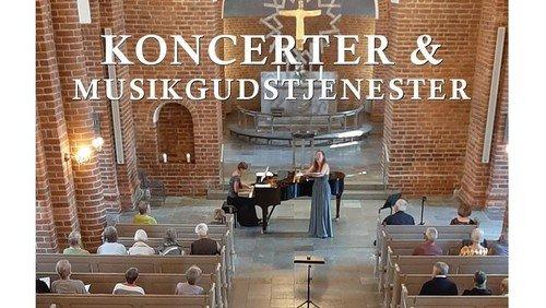 Koncerter og musikgudstjenester efterår og vinter 2021-2022