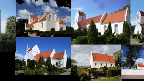 September måneds kalender for Samsø Sogn