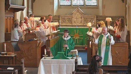 All Age Sunday Worship Live for 5 September 2021