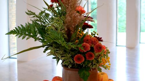 Høstgudstjeneste søndag d. 12.9
