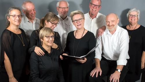 Gratis koncert med Det Voxne Kammerkor