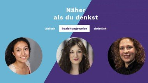 Jung und jüdisch in Deutschland – was bedeutet das heute?  Gesprächsabend mit Linda Rachel Sabiers, Dalia Grinfeld und Adina Schuster