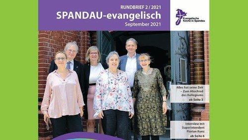Neues aus dem Kirchenkreis in SPANDAU-evangelisch