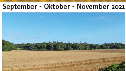 Kirkeblad Als-Øster Hurup september 2021