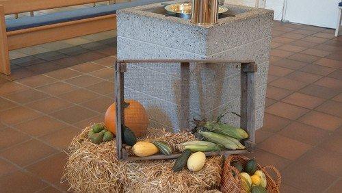 Høstgudstjeneste & frokost  søndag d. 19. september kl. 10.00