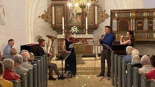 2021 Augustkoncert i Sct. Hans Kirke