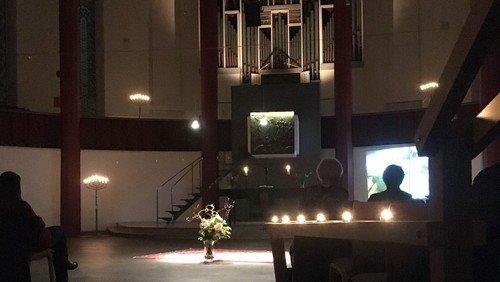 Der Orgel-Förderverein der ev. Paulus-Kirchengemeinde Tempelhof lädt ein: