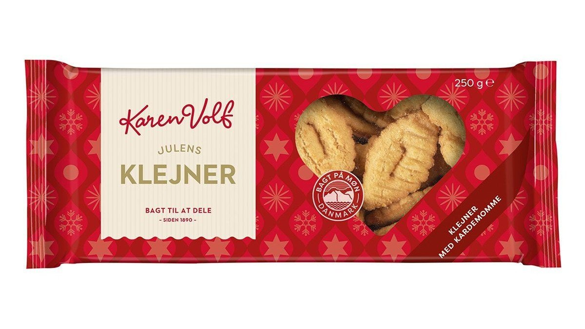 Pre-order your Danish Christmas goodies now!