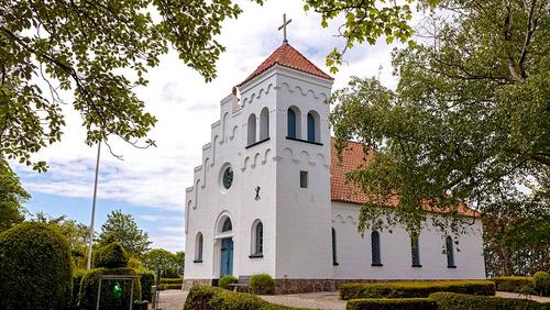 Høstgudstjeneste og genindvielse af Ørby kirke
