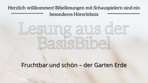Bibellesung am 07. Oktober 2021