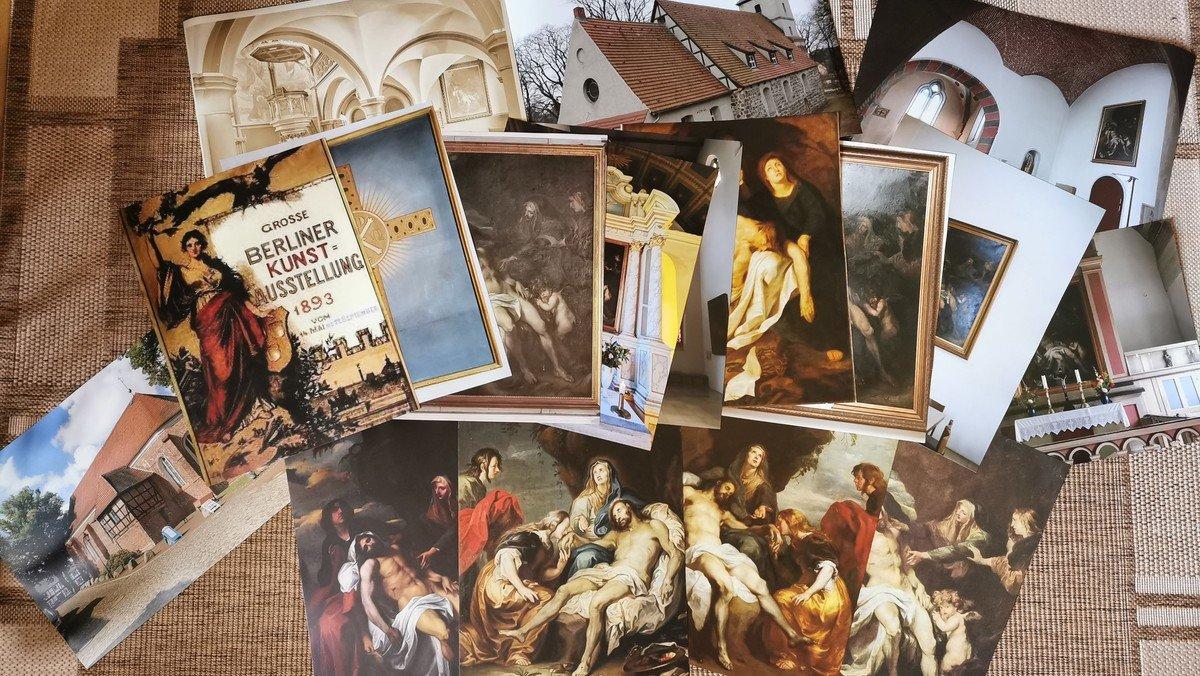 """Ausstellungeröffnung: """"110 Jahre Rosenburger Altarbild"""""""
