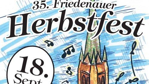 18. September - 35. Friedenauer Herbstfest