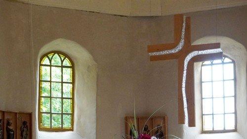 12. September ab 14 Uhr in Eggersdorf: Turmfest mit Gottesdienst, Kaffee und Theater