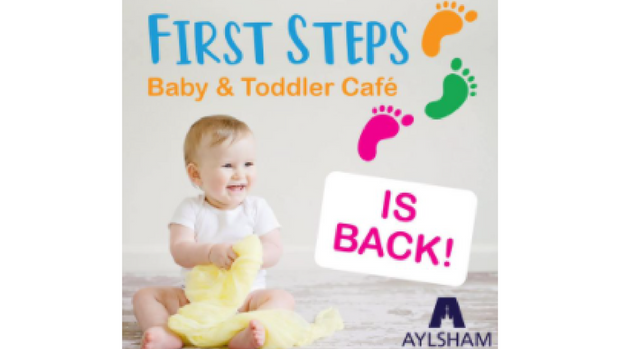 First Steps Baby & Toddler Cafe is Back