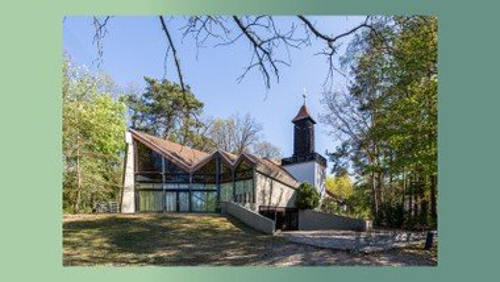 Digitale Kirchenführung Waldkirche