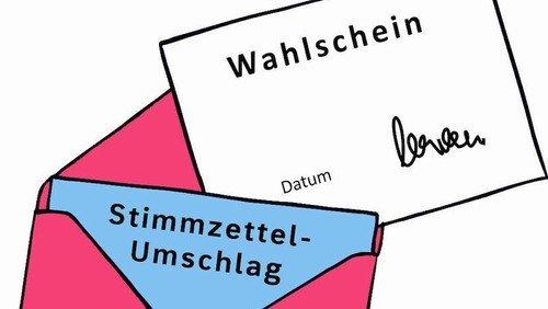 Informiert am 26.9. den Bundestag wählen