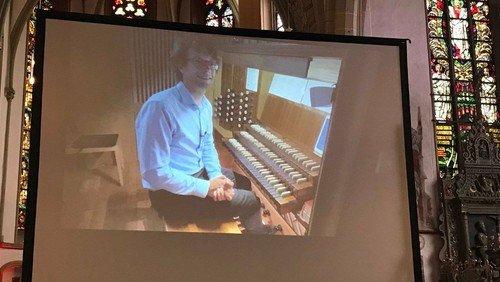 Orgelführungen mit neuer Technik