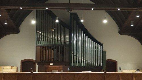 Dreifacher Orgel-Festtag